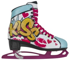 Brusle Powerslide Pop Art Kiss-2014